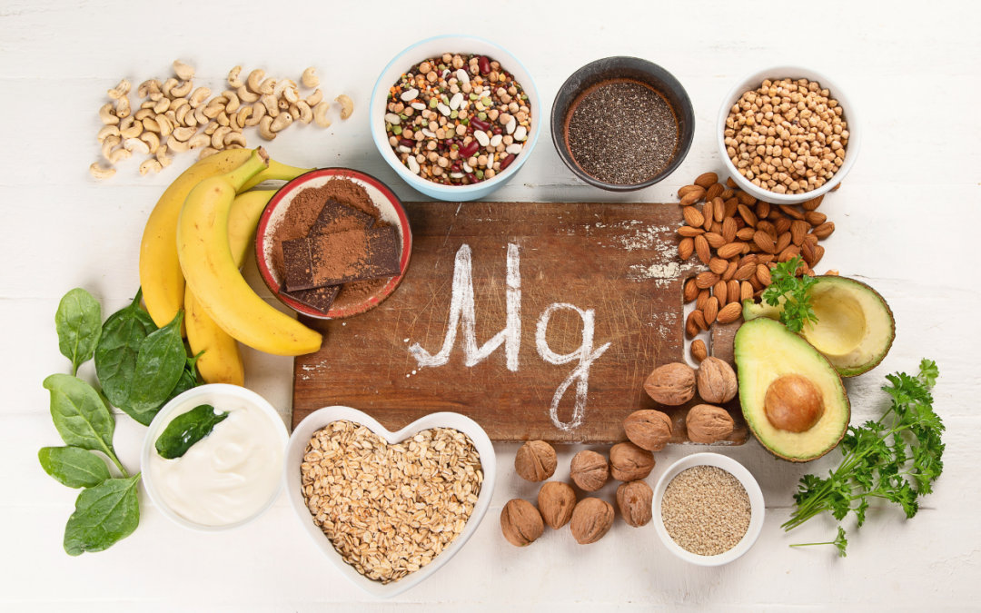 Are you deficient in magnesium?