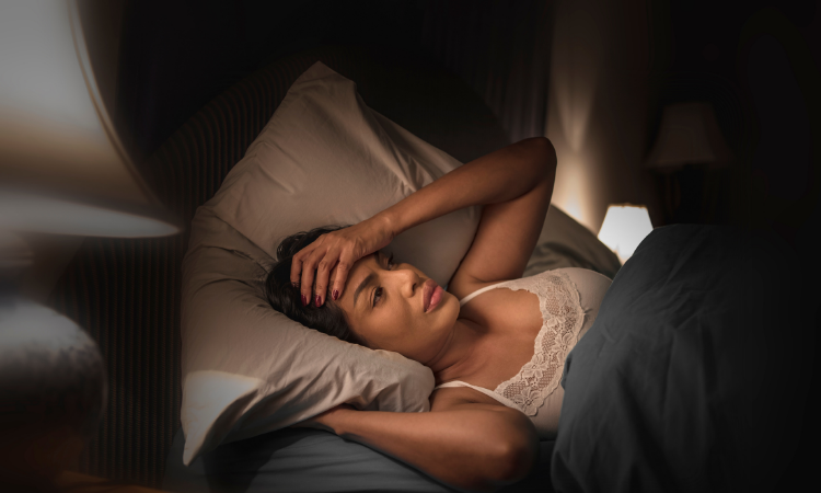 Insomnia? 4 reasons you might have it