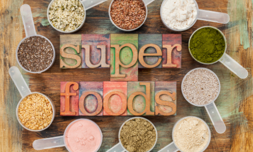 4 Superfoods You Should Be Eating