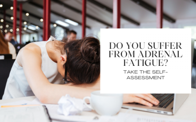 Do you suffer from adrenal fatigue? (Quiz)